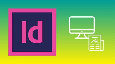 Adobe InDesign 9時間でプロクオリティのページ編集テクニック