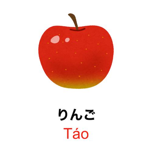 90 Giây Để Học Tiếng Nhật Theo Chủ Đề - Hoa quả!