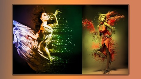 Creating Splatter Effect in Photoshop (5 Projects Included)