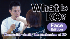 What is KO? Face Edition