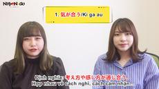 20 quán dụng ngữ với Hán tự 気 (Miễn phí)