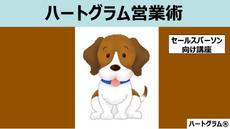 セールスパーソンのためのハートグラム営業術 その② 犬タイプ対策